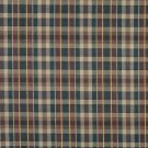 """54"""""""" Wide H489 Red, Green And Gold, Textured Plaid Upholstery Grade Fabric By The Yard"""