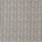 "54"""" Wide E280 Black And White, Hounds Tooth Upholstery Grade Fabric By The Yard"