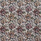 """54"""""""" Wide F654 Green, Red And Beige, Floral Tapestry Upholstery Fabric By The Yard"""