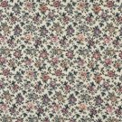 "54"""" Wide F663 Beige, Burgundy And Green, Floral Flowers Tapestry Upholstery Fabric By The Yard"