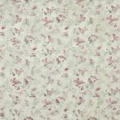 "54"""" Wide F817 Green Burgundy Pastel Butterflies Flowers Jacquard Woven Upholstery Fabric By The Yar"