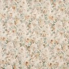 """54"""""""" Wide F831 Green And Gold, Floral Garden Jacquard Woven Upholstery Fabric By The Yard"""