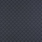 "54"""" Wide D308, Navy Blue And Gold Fan Jacquard Woven Upholstery Fabric By The Yard"