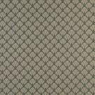 """54"""""""" Wide D309, Dark Green And Beige Fan Jacquard Woven Upholstery Fabric By The Yard"""