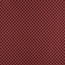"54"""" Wide D338, Burgundy And Beige Diamond Jacquard Woven Upholstery Fabric By The Yard"