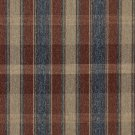 "54"""" Wide C644 Rustic Red Blue Green Beige Large Plaid Country Style Upholstery Fabric By The Yard"