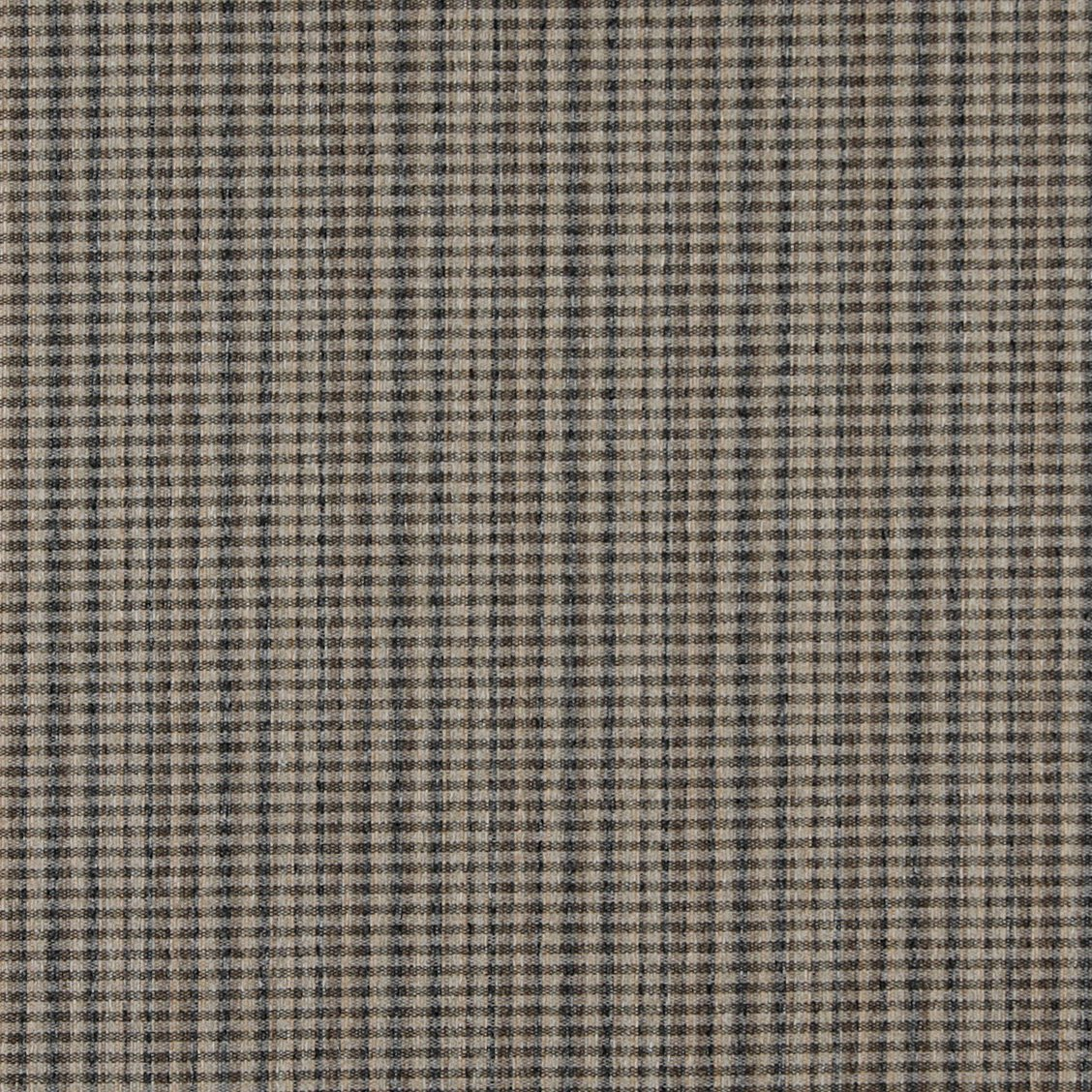 """54"""""""" Wide C645 Brown Dark Blue And Beige Small Plaid"""