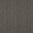"54"""" Wide C650 Brown Dark Blue Beige Vertical Striped Country Style Upholstery Fabric By The Yard"