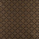 "54"""" Wide K0012C Midnight Gold Ivory Embroidered Diamond Brocade Upholstery Fabric By The Yard"