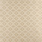 "54"""" Wide K0012D Ivory Embroidered Diamond Brocade Upholstery Window Treatments Fabric By The Yard"