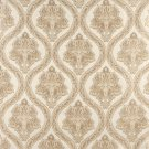 "54"""" Wide K0016D Ivory Embroidered Traditional Brocade Upholstery Fabric By The Yard"