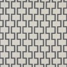 "54"""" Wide K0002B Cadet Blue Off White Modern Geometric Designer Quality Upholstery Fabric By The Yar"