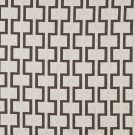 "54"""" Wide K0002D Taupe Off White Modern Geometric Designer Quality Upholstery Fabric By The Yard"