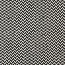K0004G Midnight Off White Herringbone Slanted Check Designer Quality Upholstery Fabric By The Yard