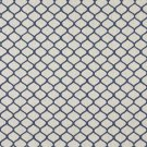 "54"""" Wide K0005E Blue Off White Modern Geometric Designer Quality Upholstery Fabric By The Yard"