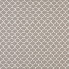"""54"""""""" Wide K0008F Grey and Off White, Modern, Geometric Designer Quality Upholstery Fabric By The Yar"""