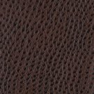 """54"""""""" Wide G211 Brown, Smooth Emu Upholstery Faux Leather By The Yard"""