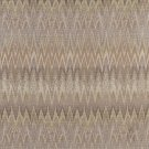 """54"""""""" Wide C480 Gold, Beige and Platinum, Woven Flame Stitch Upholstery Fabric By The Yard"""