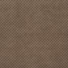 "54"""" Wide Mushroom Brown, Criss Cross Trellis Microfiber Upholstery Fabric By The Yard"