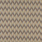 """54"""""""" C555 Blue and Gold, Wavy Striped, Durable Upholstery Fabric By The Yard"""