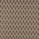 "54"""" C556 Brown, Grey and Off White, Wavy Striped, Durable Upholstery Fabric By The Yard"