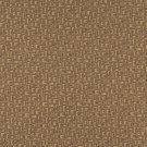 "54"""" C589 Beige and Brown, Geometric Rectangles, Durable Upholstery Fabric By The Yard"