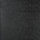 G367 Black, Shiny Speckled Upholstery Faux Leather By The Yard