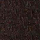 G387 Brown, Metallic Leather Grain Upholstery Faux Leather By The Yard