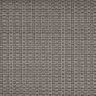 G689 Silver, Metallic Thin Basket Woven Look Upholstery Faux Leather By The Yard