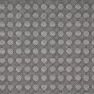 G793 Silver, Metallic Diamonds and Squares Upholstery Faux Leather By The Yard