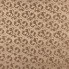 G860 Brass Metallic Shiny Patterned Faux Leather By The Yard