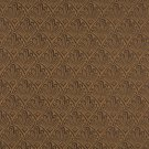 A124 Brown Two Toned Fan Upholstery Fabric By The Yard | Width: 54""""