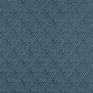 A127 Dark Blue Two Toned Fan Upholstery Fabric By The Yard | Width: 54""""