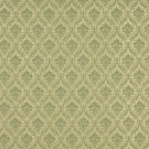 """A138 Light Green Foliage And Bouquets Upholstery Fabric By The Yard 
