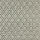A141 Gray And Silver Foliage And Bouquets Upholstery Fabric By The Yard | Width: 54""""