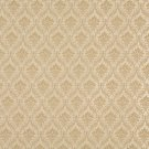 """A144 Beige And Tan Foliage And Bouquets Upholstery Fabric By The Yard 