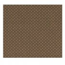 """A160 Brown Two Toned Dots Upholstery Fabric By The Yard 