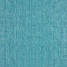 """K0102K Turquoise Two Toned Cross Stitch Metallic Sheen Upholstery Fabric By The Yard 