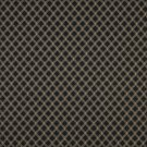 """A412 Black And Beige Elegant Diamond Upholstery Fabric By The Yard 
