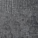 """K0151U Grey Textured Alligator Shiny Woven Velvet Upholstery Fabric By The Yard 