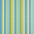 A216 Outdoor Indoor Marine Upholstery Fabric By The Yard| Various Size Stripes - Green Blue White