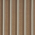 A367 Brown and Ivory Striped Tweed Textured Metallic Upholstery Fabric By The Yard | Width: 54""""