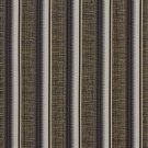 A372 Brown Silver Ivory Striped Tweed Textured Metallic Upholstery Fabric By The Yard | Width: 54""""