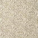 E193 Beige Tiger Pattern Textured Woven Chenille Upholstery Fabric By The Yard