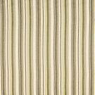 """F470 Light Green, Dark Green and Beige Striped Woven Upholstery Fabric By The Yard   Width: 54"""""""""""