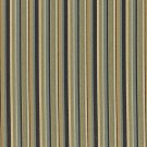 F472 Navy, Blue and Beige Striped Woven Upholstery Fabric By The Yard | Width: 54""""