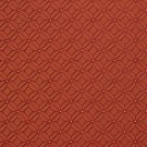 K0210C Red And Orange Geometric Small Scale Diamonds Upholstery Fabric By The Yard