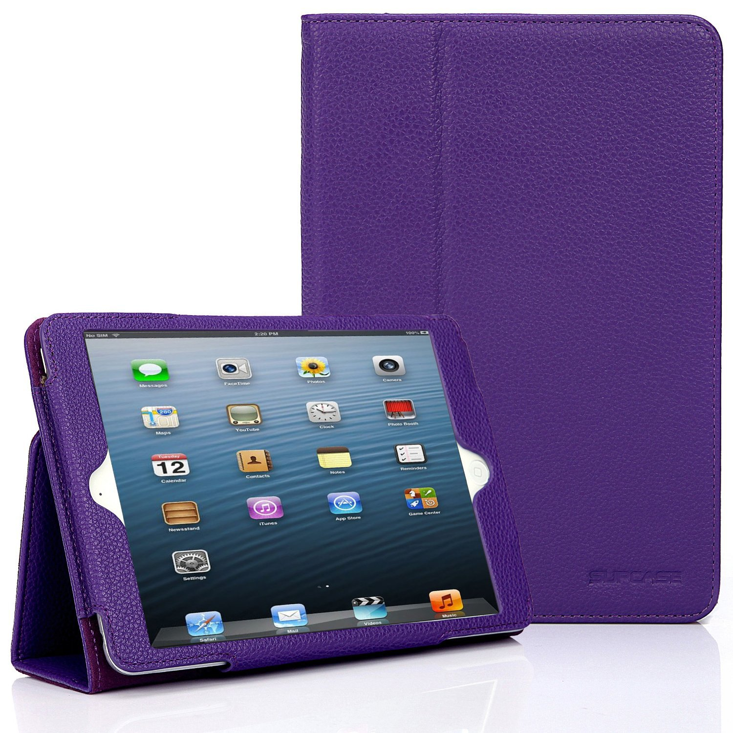 for 7 9 inch apple ipad mini purple mn 62a pl purple. Black Bedroom Furniture Sets. Home Design Ideas