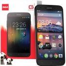 "RCA G1 5.5"" HD, Unlocked Dual SIM, 8MP, Android 4.4 - Black"