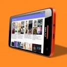 BLU Studio 5.0C 1.3 GHz Dual Core, Android 4.4 KK, 4G HSPA+ with 5MP Camera - Unlocked (Orange)